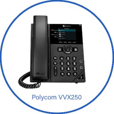 Bubble-Communcations-Phones-Polycom-VVX250