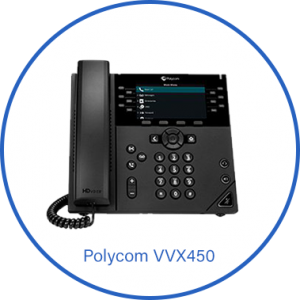 Bubble-Communcations-Phones-Polycom-VVX450