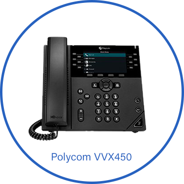 Bubble-Communcations-Phones-Polycom-VVX450